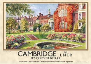 Cambridge University,  Newnham college